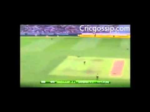 Ponting Great Catch Dismissed Sachin Tendulkar [cricgossip]