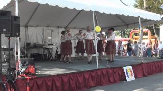 Romanian festival Cleveland OH, 2014