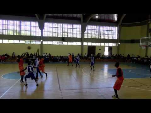 Dankind Academy Warriors at the Mens Kenya Provincial Basketball Tournament 2013 (Mombasa, Kenya)
