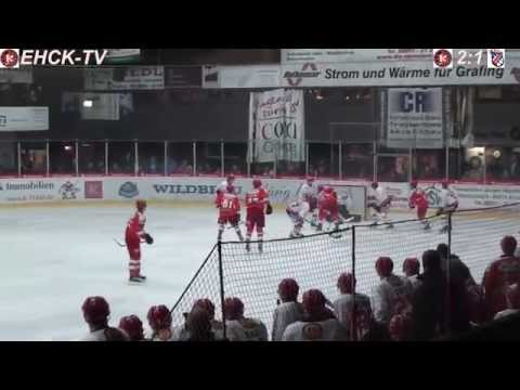 EHC Klostersee vs. EC Peiting (17.10.2014)