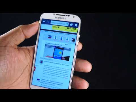 Samsung Galaxy S 4 Review Part 2 - Software