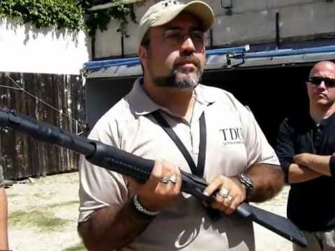 CURSO ESCOPETA TACTICA DEFENSIVA