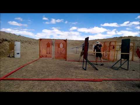Rob Nauman in USPSA Match Fallon, NV (May, 2013)