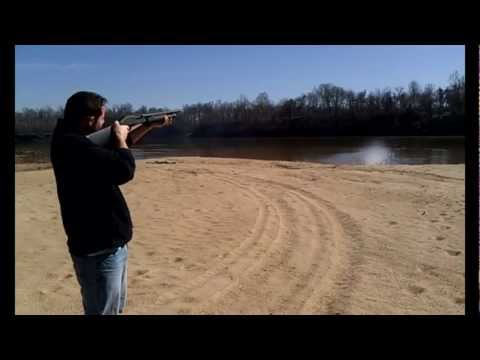 H&R Pardner Protector 12 Gauge Pump Shotgun Shooting