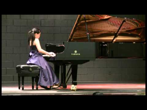 Annie (11) Plays Chopin Nocturne Op. 27 No. 2 in D flat major