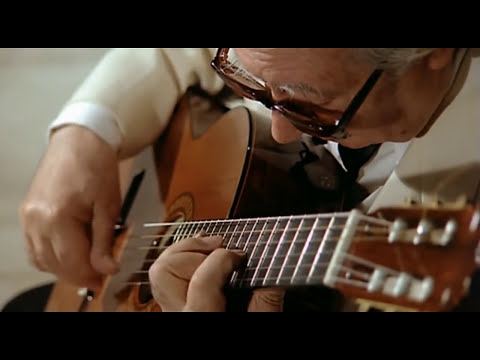 Leyenda by Albeniz in HD  - Andres Segovia [Best of Guitar-Tube.com]