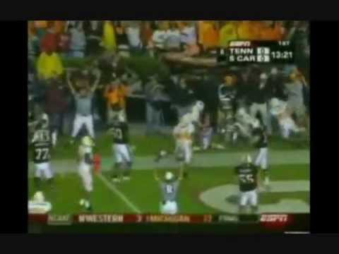 Tennessee Football Video