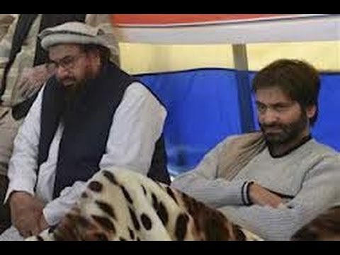 Yasin Malik, Hafiz Saeed come together to mourn Afzal's execution