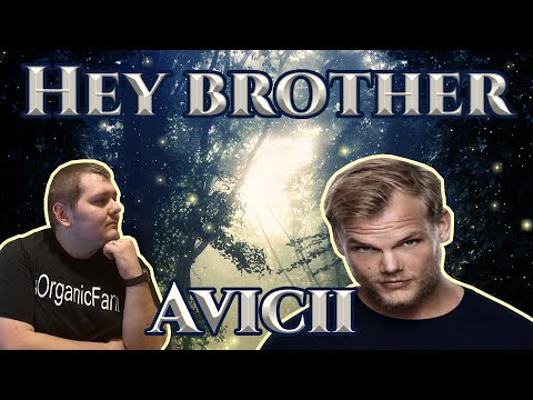 "{REACTION TO} Avicii- ""Hey Brother"" (Official Music Video) #OrganicFam #FindYourLight"