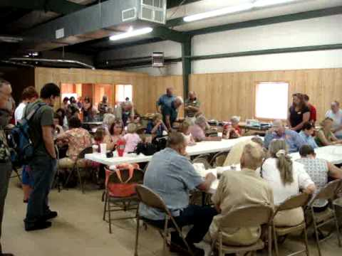 2010 Sullivan Family Reunion Opening Prayer 9/25/10 (Sullivan's Hollow)
