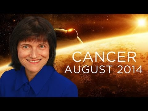 Cancer August 2014 Astrology