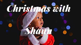 Christmas Tree Fails With Baby Shaun | Christmas Decoration | Christmas with a  baby