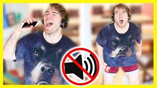 SINGING with NOISE CANCELLING HEADPHONES 2!