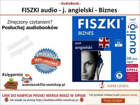 SZYBKA NAUKA ANGIELSKIEGO - BIZNES - FISZKI Audio - AudioKurs, AudioBook, MP3 Do Pobrania
