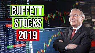 Warren Buffett's Top 10 Stock Picks For 2019! 💡