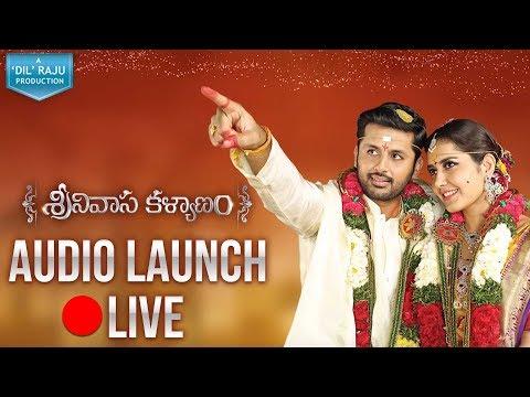 Srinivasa Kalyanam Audio Launch Live | Nithiin, Raashi Khanna | Mickey J Meyer | Dil Raju