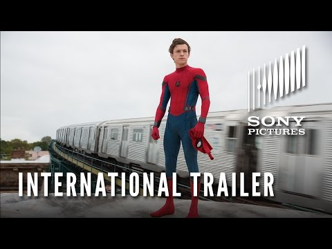 SPIDER-MAN: HOMECOMING - Official International Trailer (HD) thumbnail