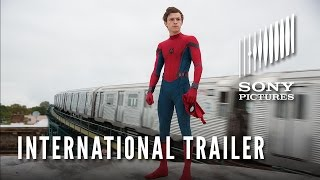 SPIDER-MAN: HOMECOMING - Official International Trailer (HD)