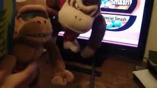 ABM: Super Smash Bros Wii U (METAL SMASH) Match!! HD