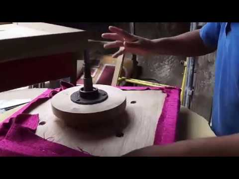 Máquina para tapizar asientos de silla