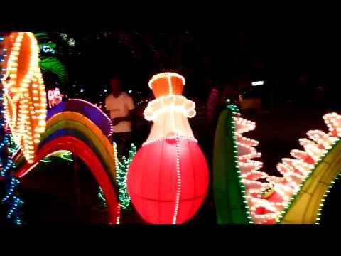 recorrido Alumbrado De Cali 2011 alumbrado navideño cali 2011 7 diciembre 2011 full hd parte 8 de 8