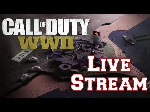 LAST STREAM FOR 2017! CALL OF DUTY WW2 | LIVE STREAM (Xbox One)
