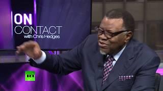 On Contact: President of Namibia Hage Geingob
