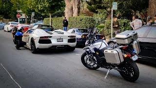 Cops Weren't Happy...WHAT NOT TO DO During Monterey Car Week