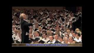 Watch John Rutter The Lord Bless You And Keep You video