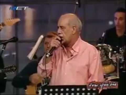 Dimitris Mitropanos - Roza -   -  - LIVE