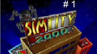 simcity 2000 GBA part 1