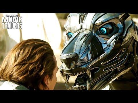 AXL Trailer #1 NEW (2018) - Becky G Sci-Fi Adventure Movie