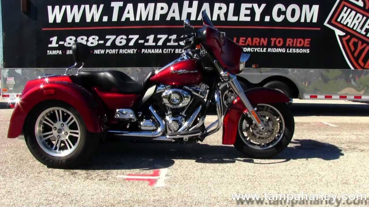 2010 Harley Davidson Street Glide Trike Youtube