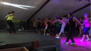 Zumba Energy Fitness 27/06/2012 ( Partie 2 )