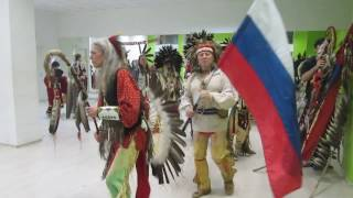 POW WOW (Moscow, winter) 2017