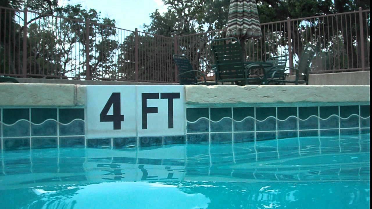 Hayden 39 S Swimming Pool Movie Youtube