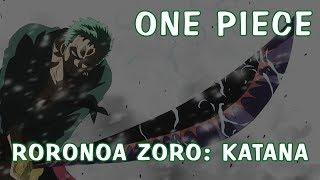 Download Lagu One Piece AMV - Roronoa Zoro KATANA Gratis STAFABAND