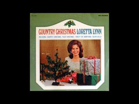Loretta Lynn - Blue Christmas