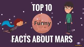 Top 10 Funny Facts about mars