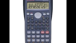 How to full reset a Scientific calculator | How to set default setting of a scientific calculator