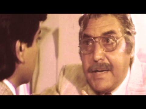Om Shivpuri tells the truth to Prosenjit Chatterjee, Aandhiyan - Emotional Scene 6/17