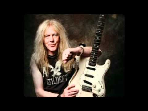 Iron Maiden - Janick Gers Guitar Only - Wildest Dreams - Death on the Road