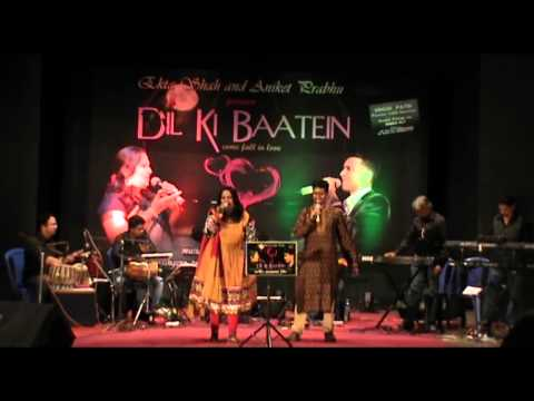 Ekta Shah Live In Concert - Dhal gaya din ho gayi shaam