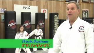 In April, WSKG's Move It! crew heads to FMK Karate studio