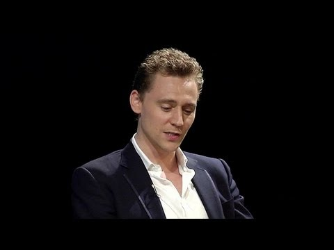Tom Hiddleston - Times Talks Madrid