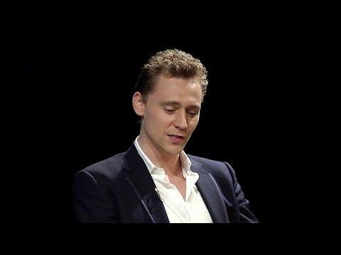 Tom Hiddleston - Times Talks Madrid