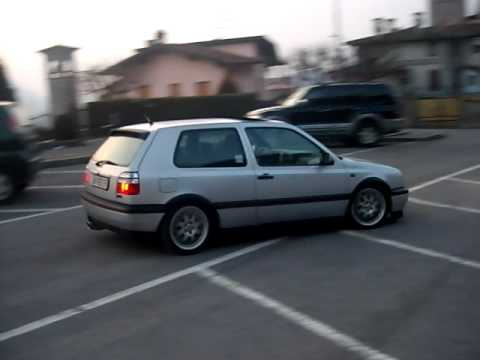 Vw Golf Gti mk3 20 year - YouTube