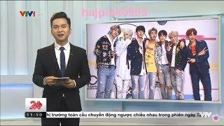 Chuyển động 24h -  BTS giành giải thưởng danh giá