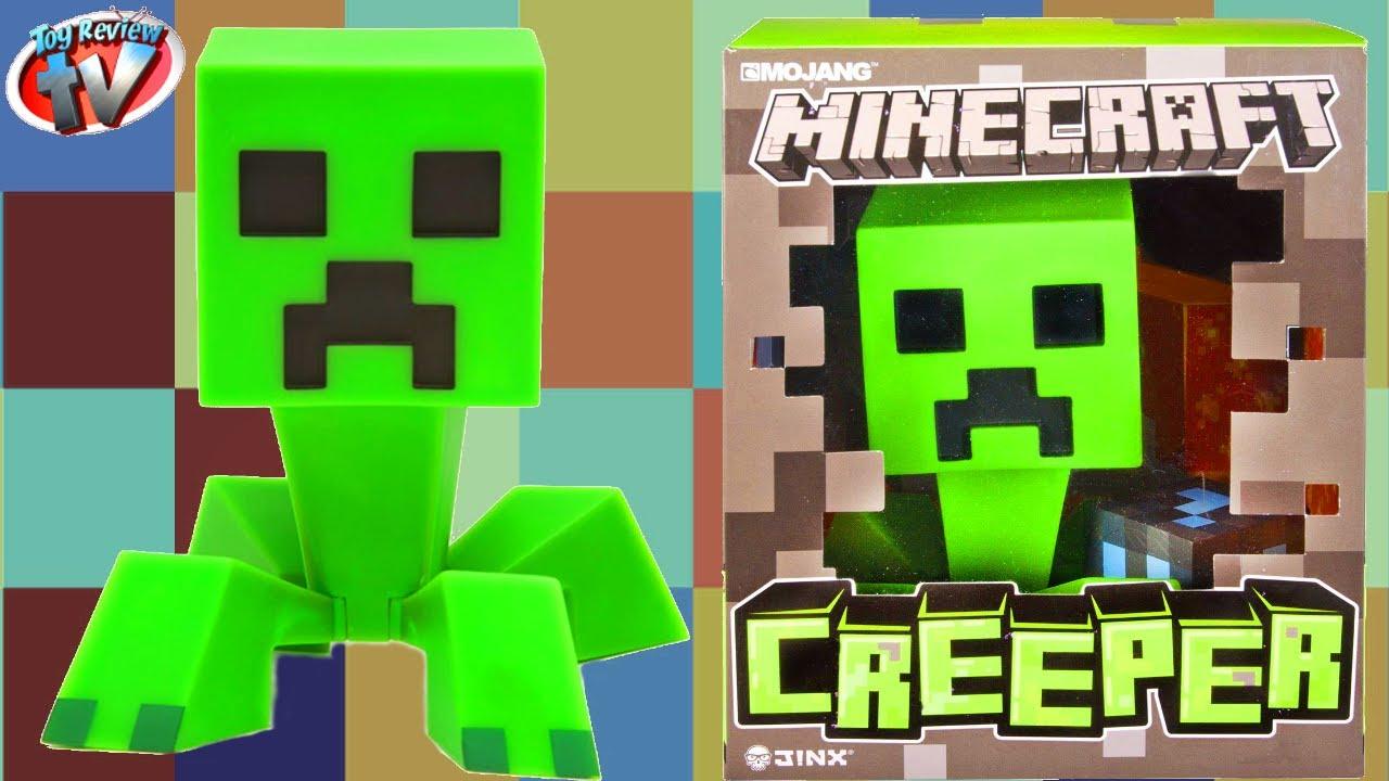 Minecraft Creeper Large Vinyl