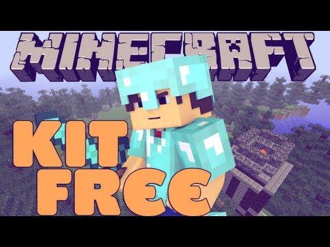 Server de Minecraft 1.6.2 Hunger Games Todos os kits liberados [Pirata e Origina